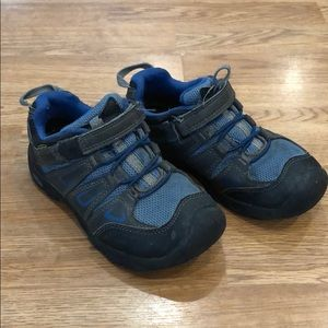 Toddler size 12 Keen running shoes